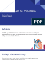 Infarto agudo del miocardio (1)