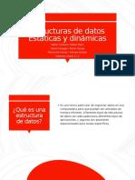 Estructuras de datos Estáticas y dinámicas.pptx