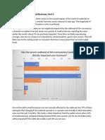 Coronavirus Impact on Small Business Survey #2