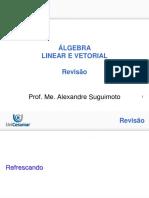 AlgebraLineaRevisao