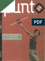 Punto 69 Revista de arquitectura FAU-UCV