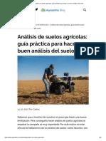 Análisis de suelos agrícolas_ guía práctica para hacer un buen análisis del suelo