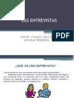 LAS ENTREVISTAS (2)