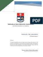 Manual de usuario de corte basal NEC 2015