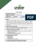 Plano de ensino Instrumentação e controle Marcelo Bogorny[1]