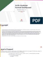 Actix Analyzer Format Support 2019_11_November
