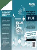Poster Volunteer COVID-19