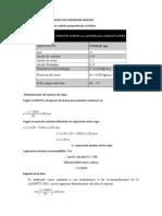CALCULO Y DISEÑO DE TABLERO DE HORMIGON ARMADO PARA PUENTES