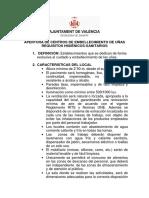 REQUISITOS HIGIÉNICOS SANITARIOS DE  APERTURA EN LOS CENTROS DE EMBELLECIMIENTO DE UÑAS