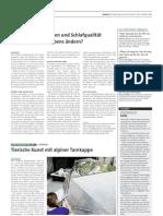 Uni-Journal 2010 Schlafgewohnheiten