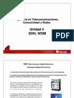 14vClase Red Acceso y Transporte SDH WDM