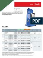 Danfoss compressors - Trane