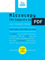 Microcopy The Complete Guide 2nd-ed eBook
