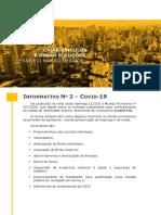 Informativo Nº 2 - Coronavírus - Medidas Trabalhistas - AMBF ADVOGADOS