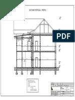 Arhitectura-Sectiune Propus A2