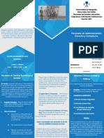 Decanato de Derecho, Administración y Contaduría (UNIMAR)