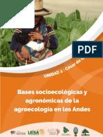 0BasesSocioecológicas y Agronómicas