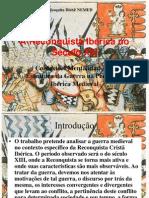 A Reconquista Ibérica no Século XIII