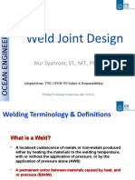 6 Weld Joint Design
