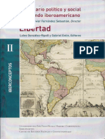[2014] FERNÁNDEZ SEBASTIAN Diccionario político y social del mundo iberoamericano 5. Libertad GONZÁLEZ-RIPOLL ENTIN [320.9-D545v5].pdf