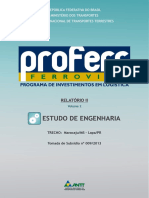 relatório 2 - vol ii -ferrovia Maracaju - lapa