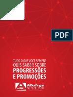 CARTILHA PROGRESSÕES E PROMOÇÕES ADUFRGS 2019