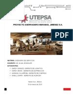 INGENIERIA DE SERVICIOS PROYECTO FINAL