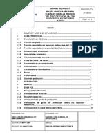 NNL01700-BASES UNIPOLARES PARA FUSIBLES DE BAJA TENSIÓN DEL TIPO DE CUCHILLA CON DISPOSITIVO EXTINTOR DE ARCO