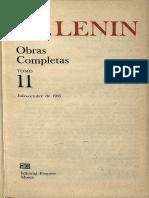 Obras completas. Tomo 11 (julio - octubre 1905) - Vladimir I. Lenin.pdf