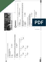 biologia terceroConceptos de biología y niveles de organización 2015