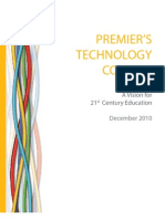 Premier's Technology Council