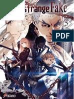 Fate Stange Fake Volumen 5 (incompleto)