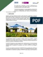 """ESPECIFICACIONES MINIMAS DE CONSTRUCCIÃ""""N - BIBLIOTECAS"""