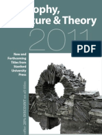 Philosophy and Literature 2011