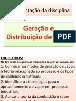 0. Aula Tema I. Generalidade sobre o vapor e seu.pptx