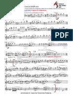 Material de Audicioìn 5EBSUDLAP 17 Saxofoìn Tenor 1