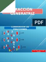 01 FRACCIÓN GENERATRIZ