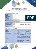 Guía de actividades y rúbrica de evaluación -Fase 3- Prueba de hipotesis