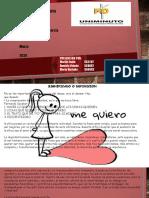 Etica Como Amor Propio