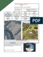 Santa Rosa - Fichas GPS - BMs