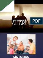 RESTAURADORES DE ALTARES
