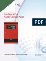 GST-M200 Intelligent Fire Alarm Control Panel Issue 1.10