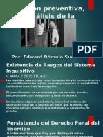 Prisión preventiva, análisis de la jurisprudencia