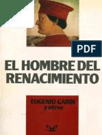 El hombre del Renacimiento.pdf