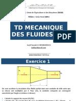 TD mécafluide 2