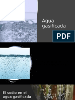 Aguas con gas