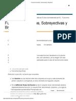 Funciones Inyectivas, Sobreyectivas y Biyectivas