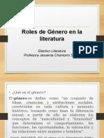 Roles de Género en la Literatura