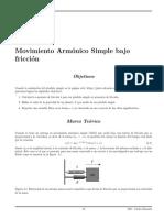 laboratorio armonico simple