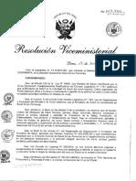 Protocolo sanitario de urgencia para casos de ébola en Perú